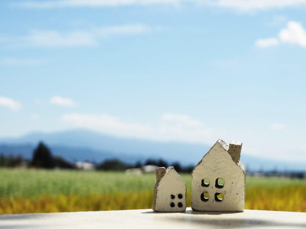 田舎の空き家を有効活用